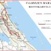 14 km reitin kartta